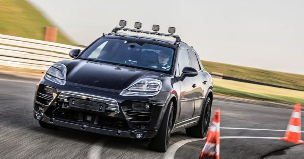 All-Electric Macan